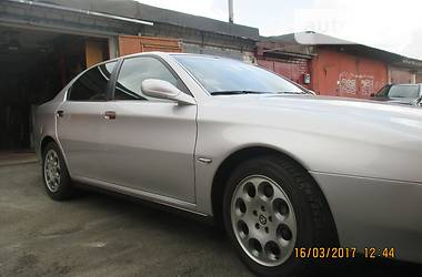 Alfa Romeo 166 super sport 2000