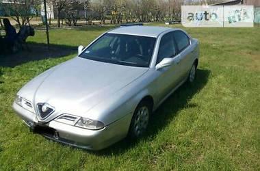 Alfa Romeo 166  2001