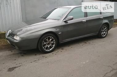 Alfa Romeo 166 2.0 TS  1999