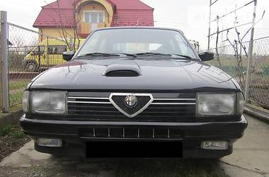 Alfa Romeo 33  1986