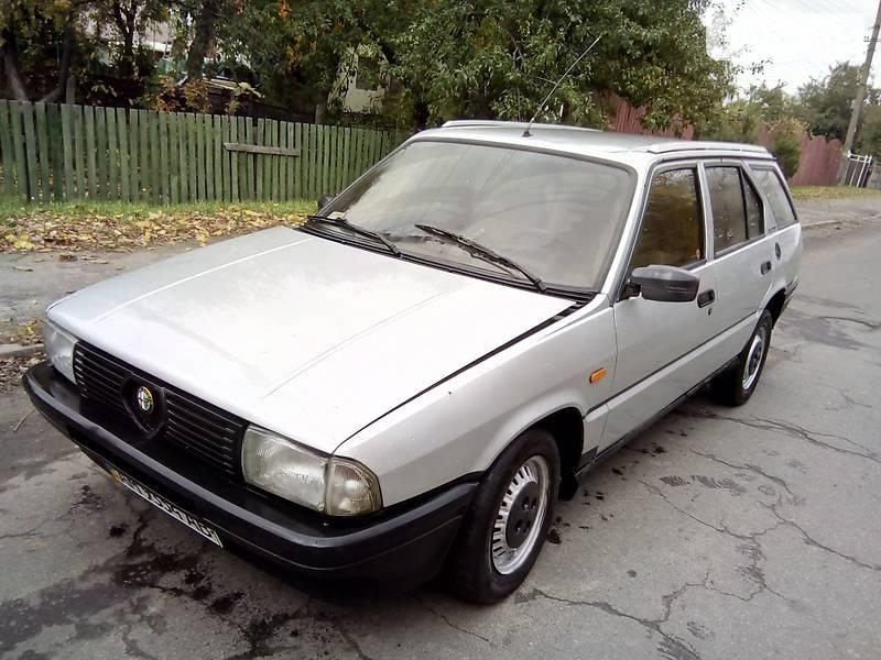 Alfa Romeo 33 1986 року