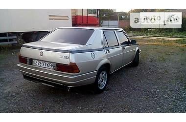 Alfa Romeo 75  1986
