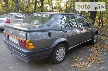 Alfa Romeo 75 Twin Spark 1989