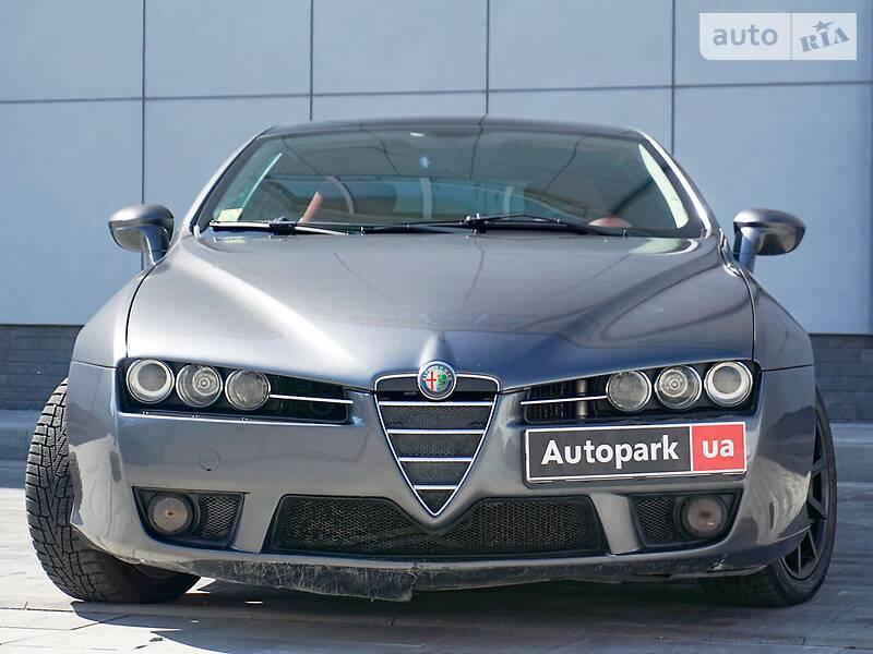 Хэтчбек Alfa Romeo Brera