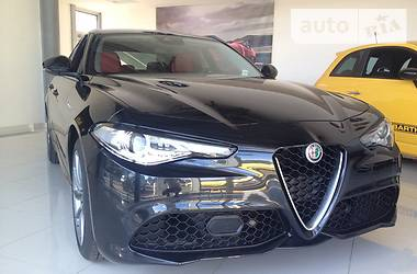 Alfa Romeo Giulia Veloce 2016