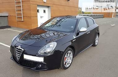 Alfa Romeo Giulietta QV 2012
