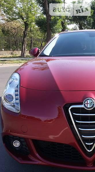 Alfa Romeo Giulietta 2012 года