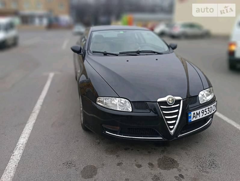 Купе Alfa Romeo GT