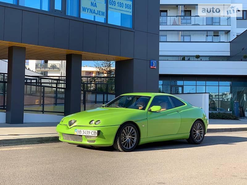 Купе Alfa Romeo GTV
