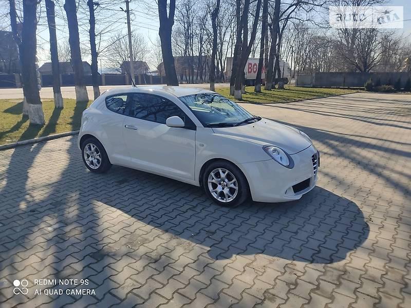 Купе Alfa Romeo Mito