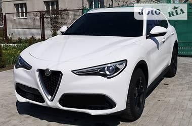 Alfa Romeo Stelvio Q4 2.0 Turbo 2017