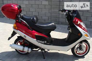 Alfamoto Alfa 150 MAXI 2008