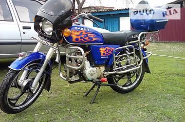 Alpha Sabur 110 2007