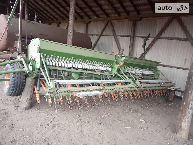 Amazone D8-60