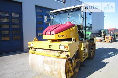 Ammann AV 95-2 2009