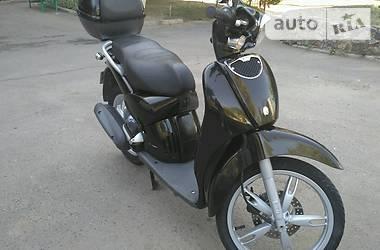 Aprilia Scarabeo 100cc, 4т. 2006