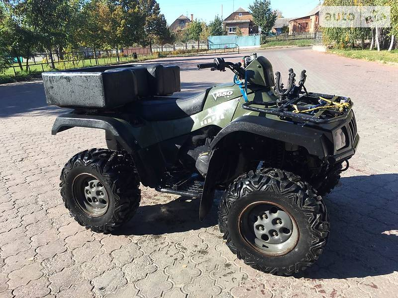 Arctic cat H1