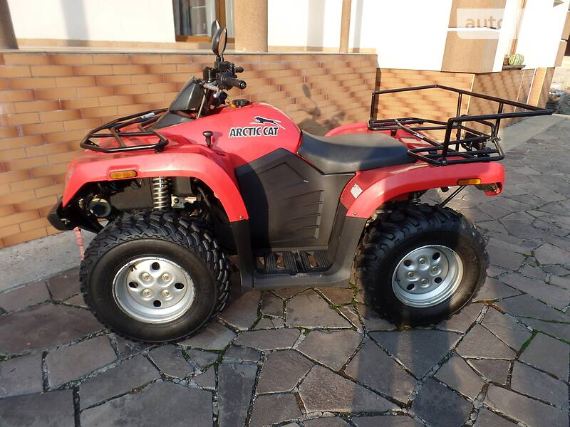 Arctic cat TRV 450