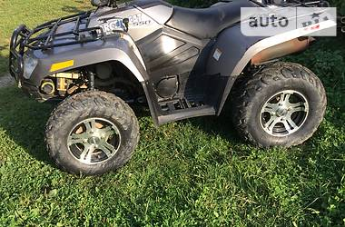 Arctic cat TRV 550  2010