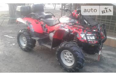 Arctic cat TRV 700 H 1 cruizer 2011