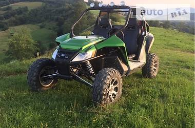 Arctic cat Wildcat H.O. turbo s 2012