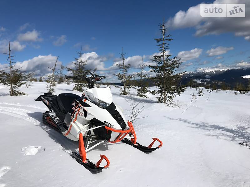Arctic cat XF
