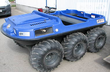 Argo Bigfoot 6х6 2012