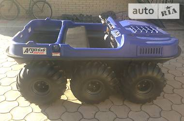 Argo Bigfoot  2012