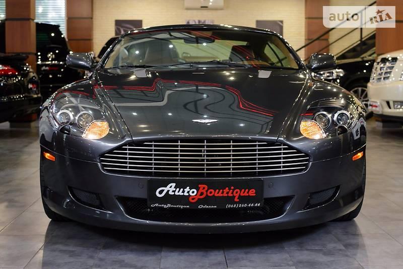 Aston Martin DB9 2009 года