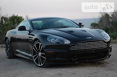 Aston Martin DBS Carbon Black 2011