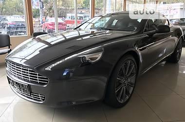 Aston Martin Rapide Full 2010