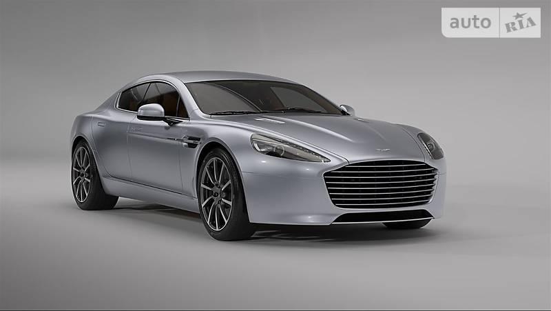Aston Martin Rapide 2017 года