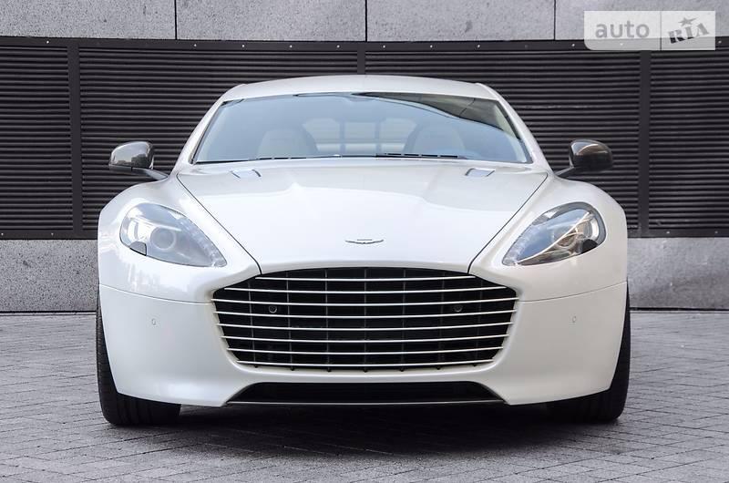 Aston Martin Rapide 2014 года