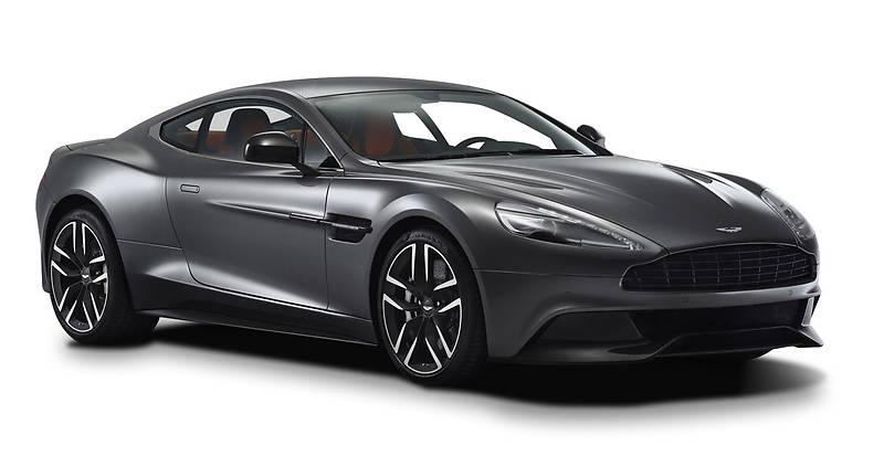 Aston Martin Vanquish 2017 года