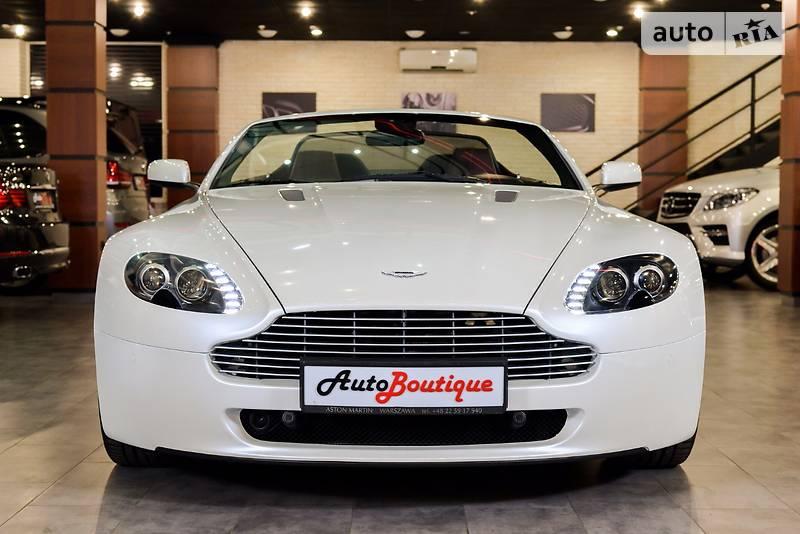 Aston Martin Vantage 2010 года