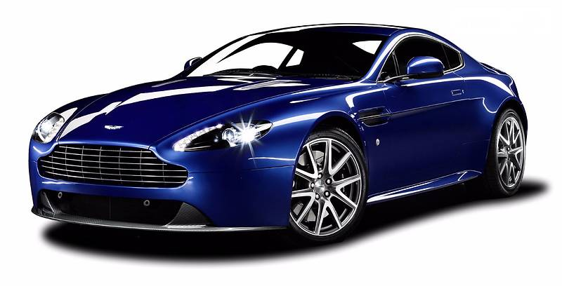 Aston Martin Vantage 2017 года
