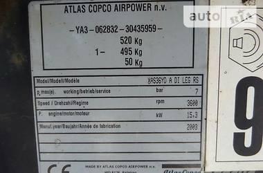 Atlas Copco XAS 36 YD 2003