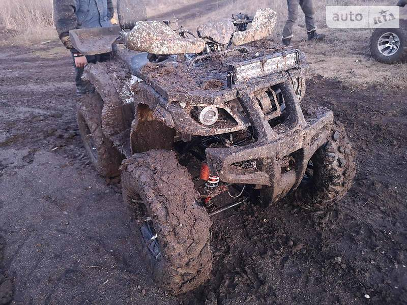 ATV Hummer