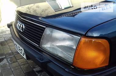 Audi 100  Avant Turbo Quattro 1990