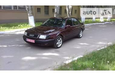 Audi 100 ГАЗ-БЕНЗИН 1992