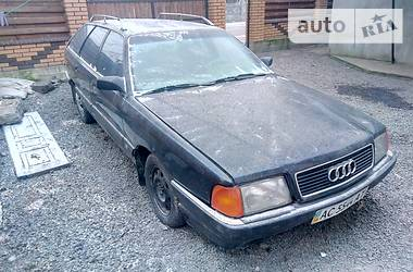 Audi 100 2.3) 1988