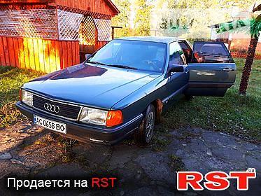 Audi 100 1987 года