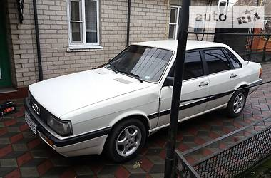 Audi 80 SPORT GT 1986