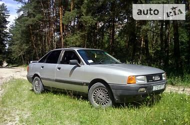 Audi 80 b3 quattro 1989