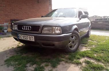 Audi 80 GAZ 1992