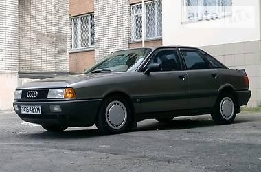 Audi 80 1.9E  1988