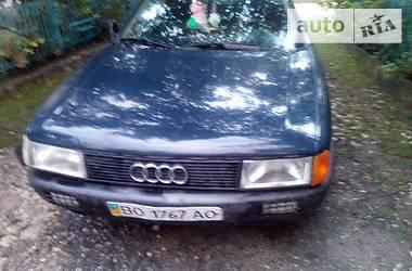 Audi 80 1 1989