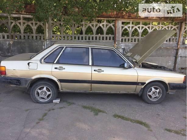 Audi 80 1986 года