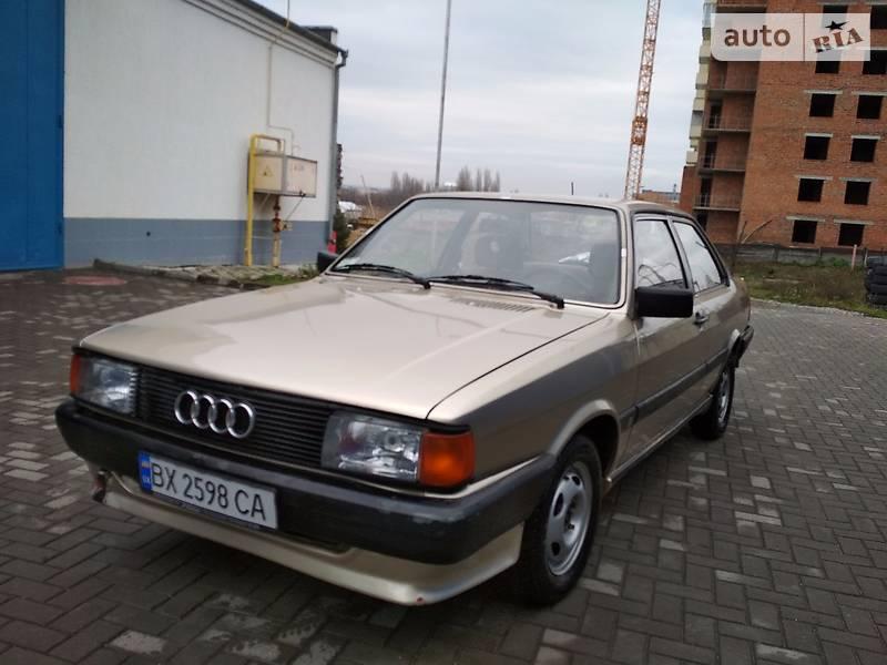Audi 80 1985 года