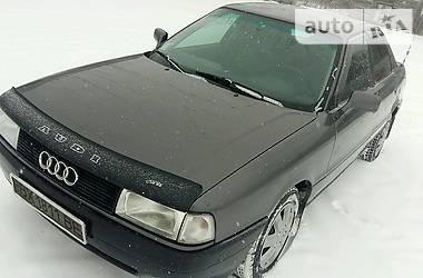 Audi 80 В гарному стані. Всі 1989